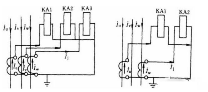 低压电流互感器接线图4