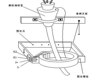 零序电流互感器接线图2
